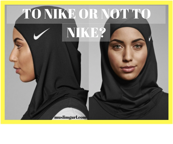 TO NIKE OR NOT TO NIKE?